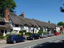 Wendover - Anne Boleyn's Cottages